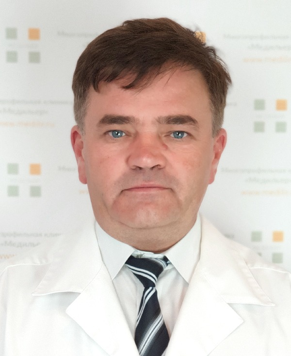 врач отоларинголог Тимофеев Анатолий Анатольевич