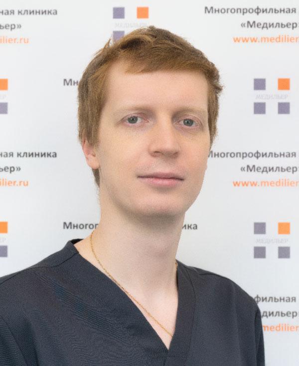 Качапкин Глеб Игоревич