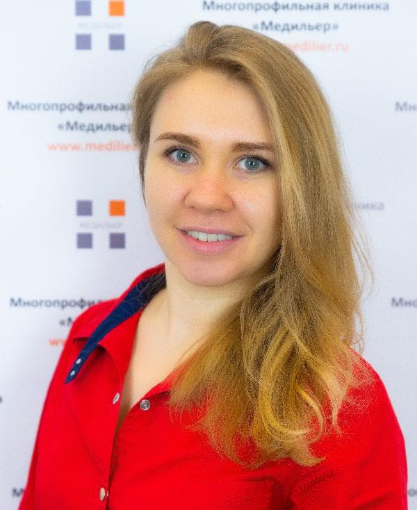 Калашникова Нина Олеговна