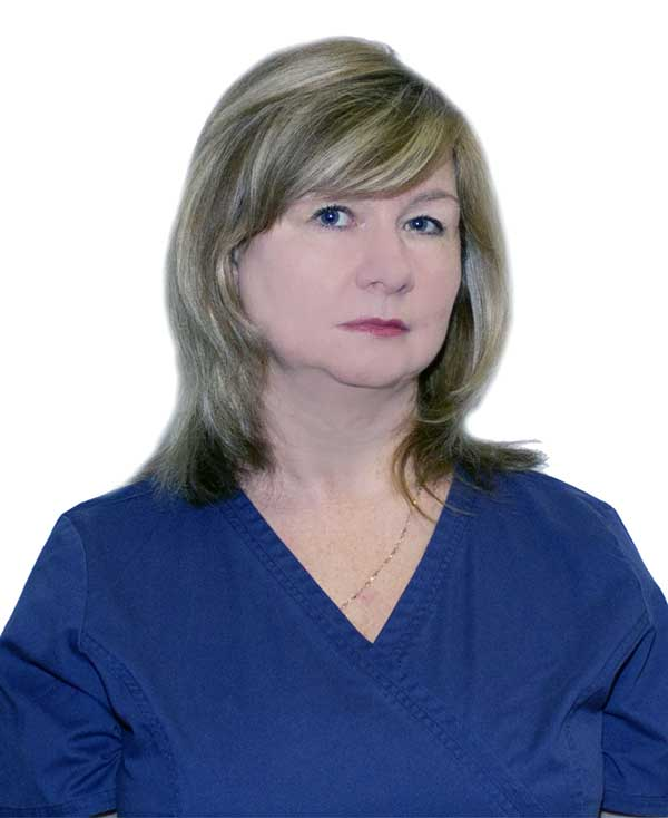 Комарницкая Екатерина Альбертовна — стоматолог, пародонтолог, хирург