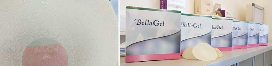 Грудные имплантаты BellaGel