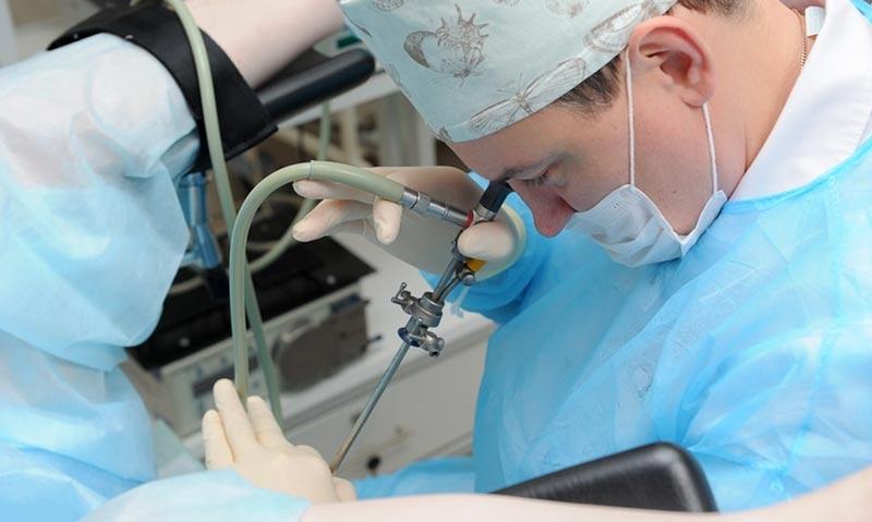Цистоуретроскопия
