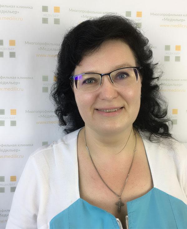Витчинкина Ирина Вячеславовна